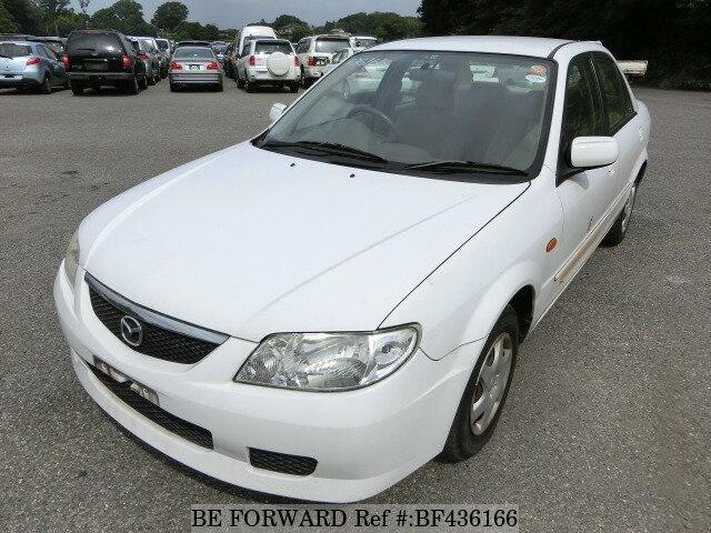 used 2002 mazda familia la bj5p for sale bf436166 be forward rh beforward jp
