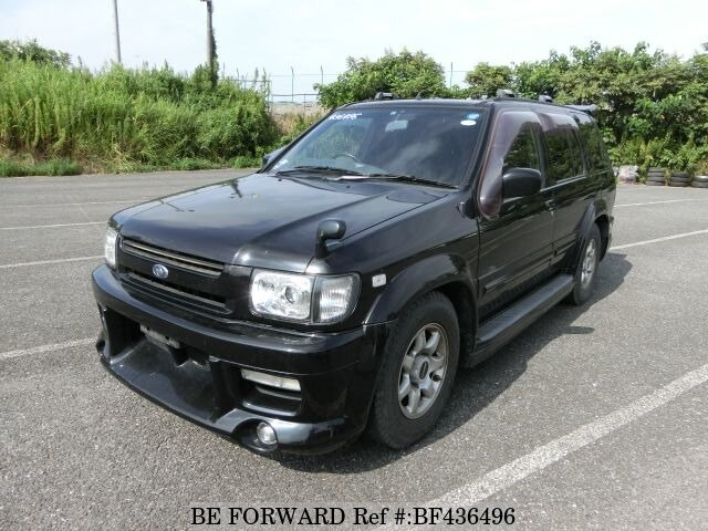 Used 1998 Nissan Terrano Regulus Rsre Jlr50 For Sale Bf436496 Be
