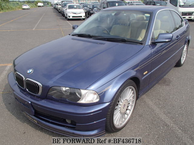 Used 2001 BMW ALPINA B3 3.3/GF-3E46 for Sale BF436718 - BE FORWARD