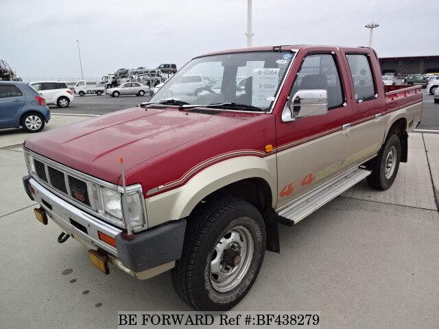 1990 nissan datsun pickup w cab s bmd21 usados en venta bf438279 be forward. Black Bedroom Furniture Sets. Home Design Ideas