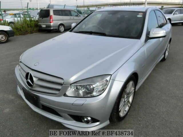 Used 2008 Mercedes Benz C Class C200 Kompressor Avantgarde S