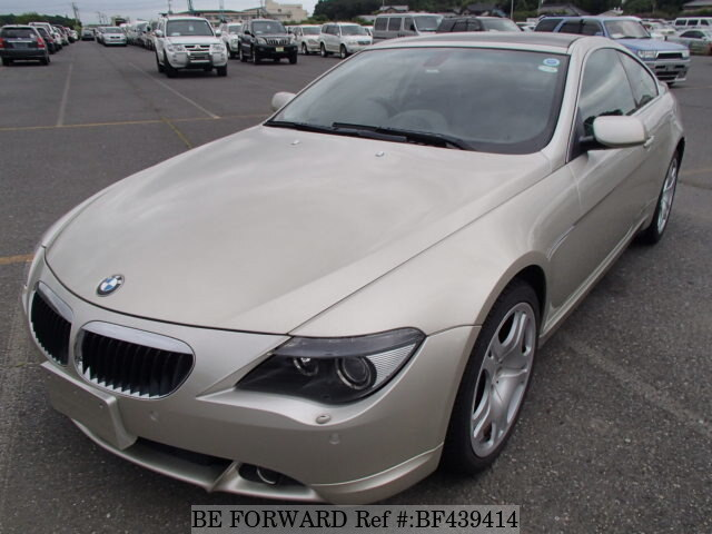 Used 2005 Bmw 6 Series 630iaba Eh30 For Sale Bf439414 Be Forward