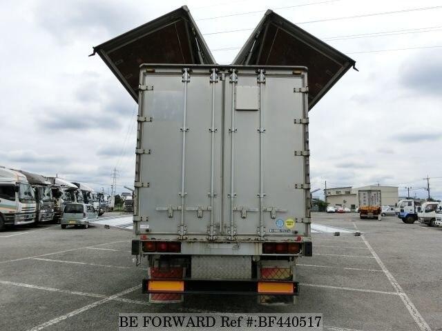 Used 2000 HINO PROFIA ALUMI W/KL-FR1KXHA for Sale BF440517 - BE FORWARD