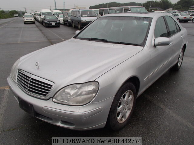 Used 2001 Mercedes Benz S Class S430 Gf 220070 For Sale Bf442774