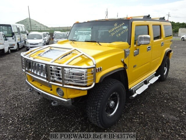 Used 2005 HUMMER H2/- for Sale BF437768 - BE FORWARD