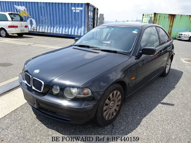 Used 2002 Bmw 3 Series 316ti Gh At18 For Sale Bf440159 Be Forward