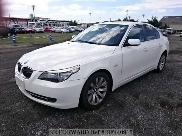 Used 2008 Bmw 5 Series 530iaba Nu30 For Sale Bf440915 Be Forward