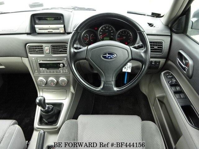Used 2004 Subaru Forester Cross Sports Turbota Sg5 For Sale