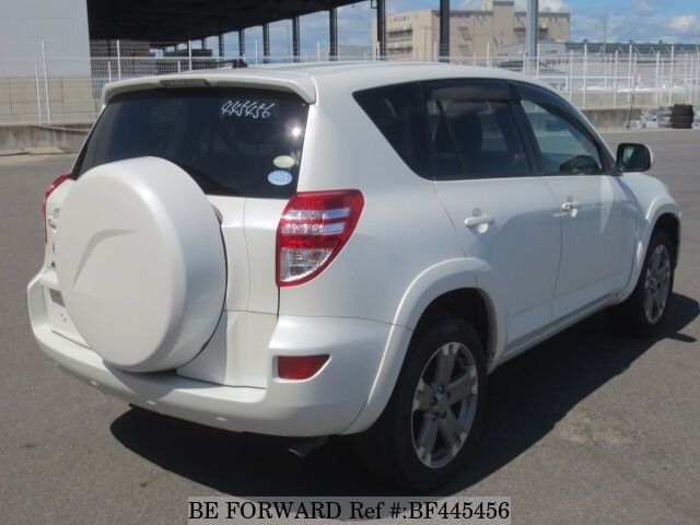 used 2010 toyota rav4 sports dba aca31w for sale bf445456 be forward. Black Bedroom Furniture Sets. Home Design Ideas
