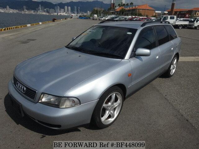 Used 1998 Audi A4 24 Avante 8daga For Sale Bf448099 Be Forward