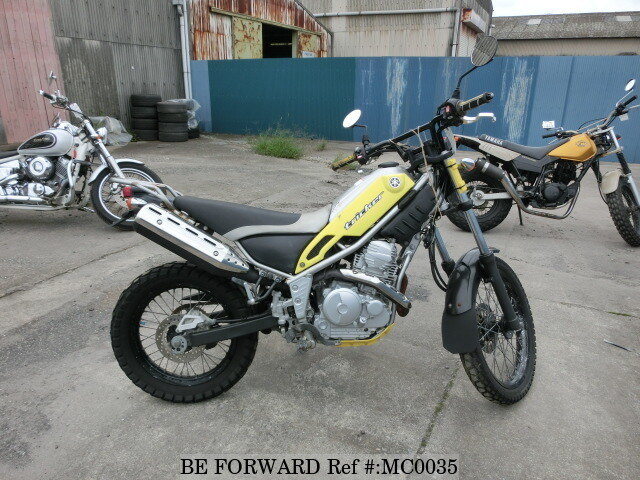 used 2005 yamaha tricker dg10j for sale mc0035 be forward