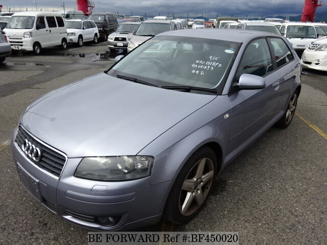 Used 2004 Audi A3 20fsi Sportsgh 8paxw For Sale Bf450020 Be Forward