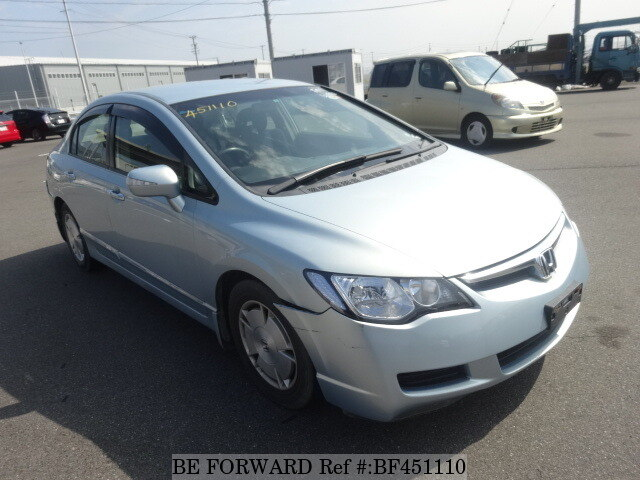 used 2006 honda civic hybrid mx daa fd3 for sale bf451110 be forward. Black Bedroom Furniture Sets. Home Design Ideas