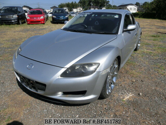 used 2005 mazda rx-8/aba-se3p for sale bf451782 - be forward