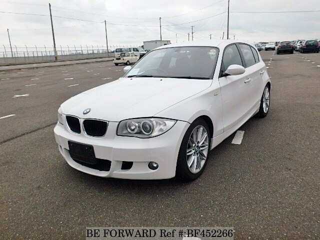 Used 2006 Bmw 1 Series 116i M Sport Gh Uf16 For Sale Bf452266 Be Forward
