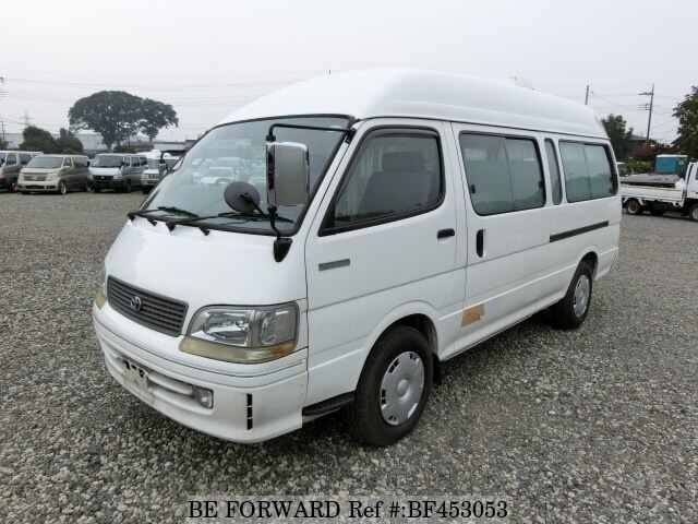 Used 1996 TOYOTA HIACE COMMUTER/GA-RZH133S for Sale BF453053