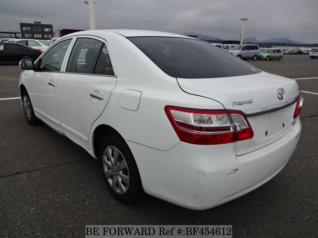 Used 2010 Toyota Premio X Dba Zrt260 For Sale Bf454612 Be Forward