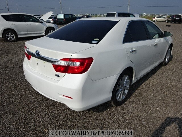 Used 2011 TOYOTA CAMRY HYBRID G PACKAGEDAAAVV50 for Sale