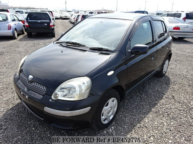 Used 2004 TOYOTA VITZ U L PACKAGE NEO EDITIONCBASCP13 for Sale