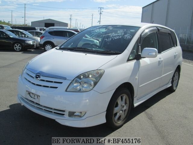 Used 2004 TOYOTA COROLLA SPACIO BF455176 for Sale