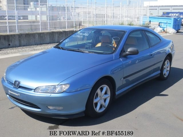 Used 2001 Peugeot 406gf D9cpv For Sale Bf455189 Be Forward