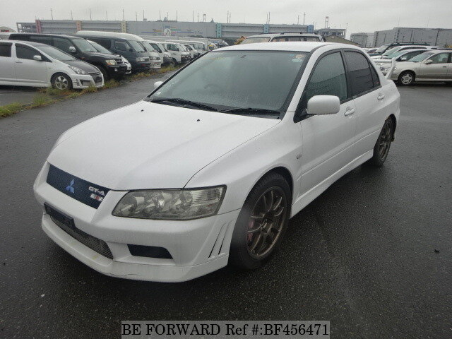 Used 2002 MITSUBISHI LANCER EVOLUTION VII TURBO/GH-CT9A for