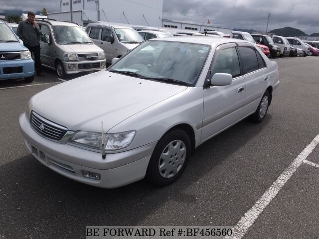 Used 2001 Toyota Corona Premio G Limited Gf St210 For Sale Bf456560 Be Forward