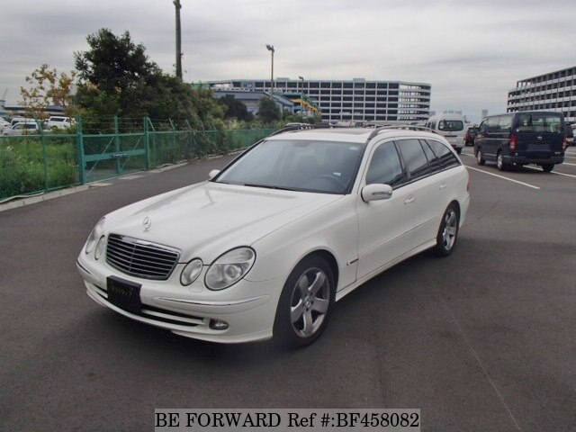 2004 mercedes benz e class e500 avantgarde gh 211270 d 39 occasion en promotion bf458082 be forward. Black Bedroom Furniture Sets. Home Design Ideas