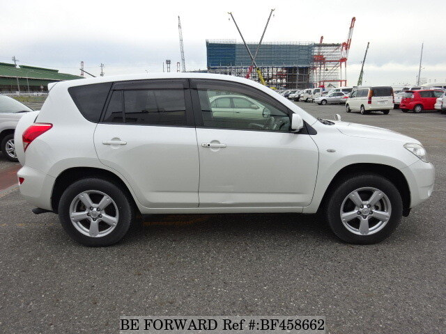 2007 toyota rav4 g dba aca36w d 39 occasion en promotion bf458662 be forward. Black Bedroom Furniture Sets. Home Design Ideas