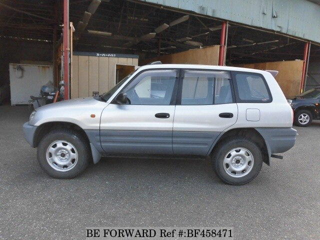 1996 toyota rav4 j e sxa11g d 39 occasion en promotion bf458471 be forward. Black Bedroom Furniture Sets. Home Design Ideas