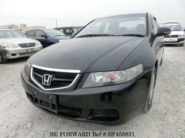 Used 2004 HONDA ACCORD BF458831 For Sale