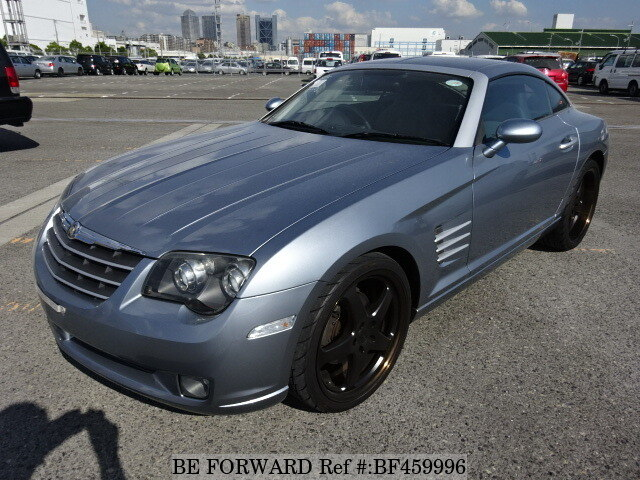 Used 2003 CHRYSLER CROSSFIRE BF459996 For Sale