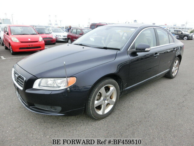 Used 2007 Volvo S80 3 2 Cba Ab6324 For Sale Bf459510 Be Forward