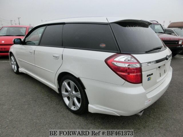 Used 2008 Subaru Legacy Touring Wagon 2 5i Urban Selection Dba Bp9 For Sale Bf461373 Be Forward