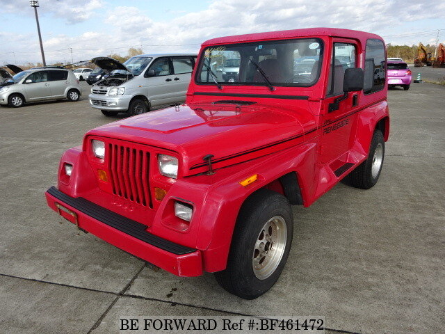 Jeep Wrangler Renegade >> Used 1994 Jeep Wrangler Renegade For Sale Bf461472 Be