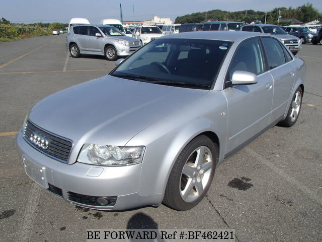 used 2002 audi a4 1 8t quattro gf 8eambf for sale bf462421 be forward 2002 audi a4 1 8t quattro gf 8eambf