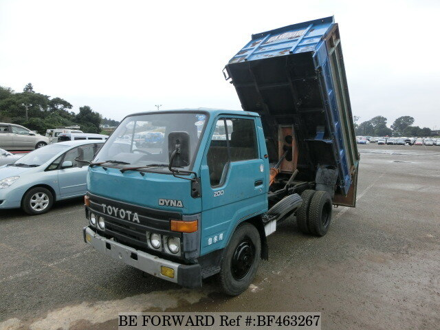 Used 1986 Toyota Dyna Truck High Deck P Bu64d For Sale Bf463267 Be