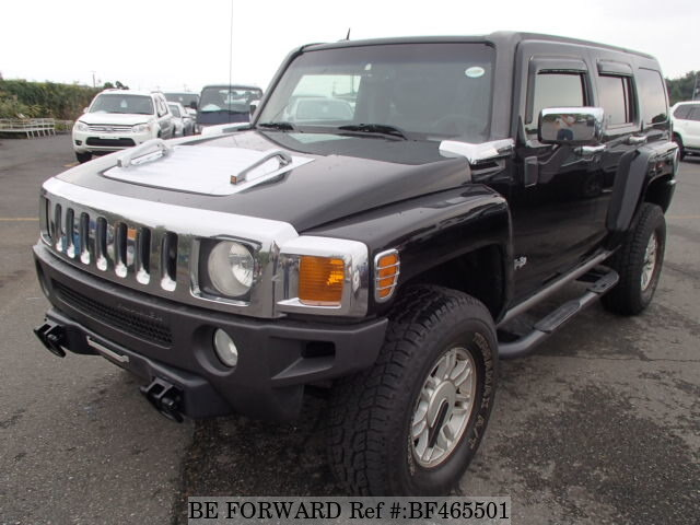 Used 2011 Hummer H3 For Sale Bf465501 Be Forward