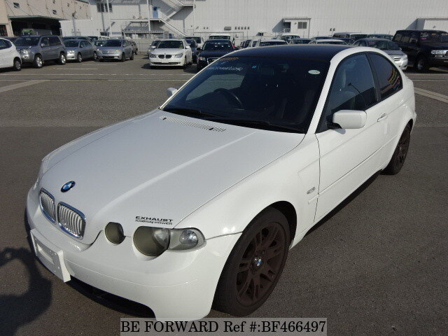 Used 2003 BMW 3 SERIES 316TI M SPORTS PACKAGE/GH-AT18 for Sale ...