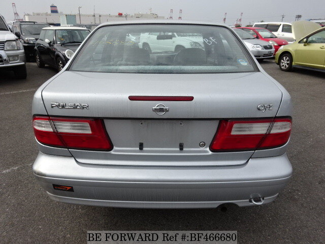 Used 1999 NISSAN PULSAR BF466680 for Sale