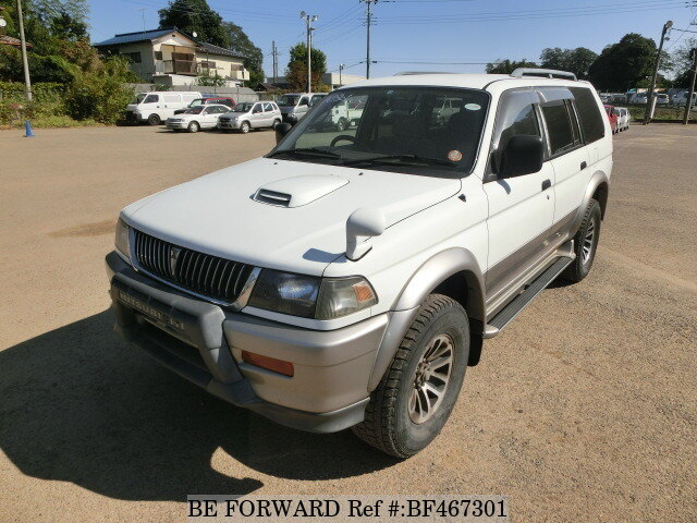 Used 1998 MITSUBISHI CHALLENGER D-T X/KD-K97WG for Sale