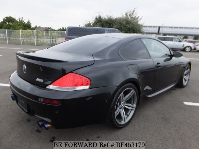 Used 2005 BMW M6/ABA-EH50 for Sale BF453179 - BE FORWARD