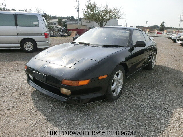 1994 Toyota Mr2 G E Sw20 Bf469678 Usados En Venta Be Forward