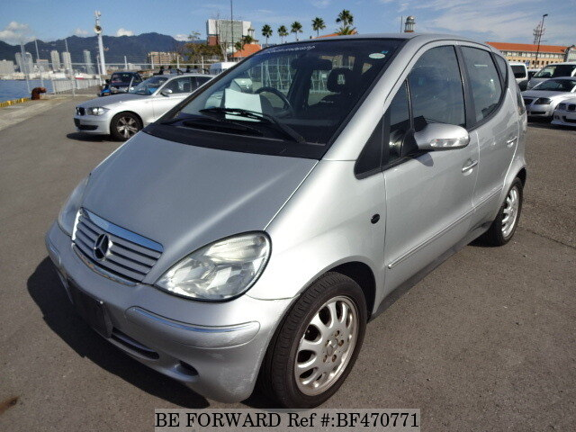 Used 2005 Mercedes Benz A Class A160 Elegance Gh 168033 For Sale