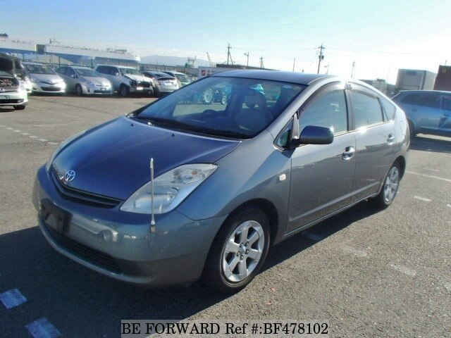 used 2004 toyota prius g daa nhw20 for sale bf478102 be forward. Black Bedroom Furniture Sets. Home Design Ideas