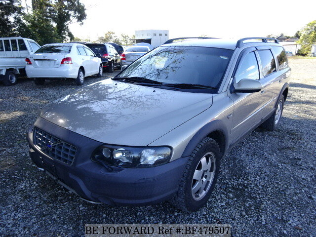 Used 2000 VOLVO CROSS COUNTRY V70 XC/GH-SB5244AWL for Sale BF479507