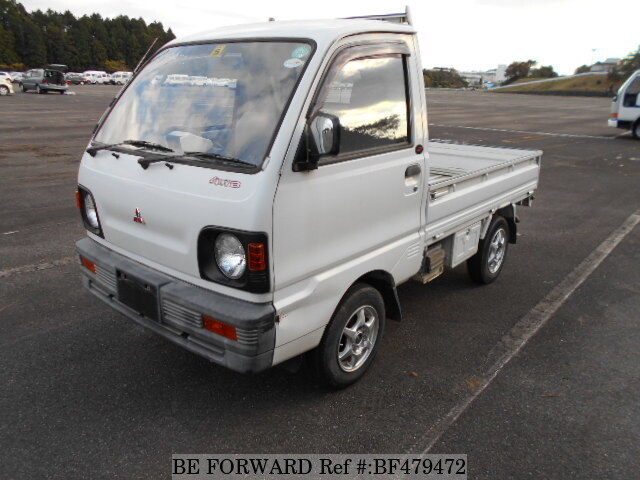 used 1992 mitsubishi minicab truck v u42t for sale bf479472 be forward rh beforward jp Mitsubishi Water Pump Diagram Mitsubishi 3G83 Engine
