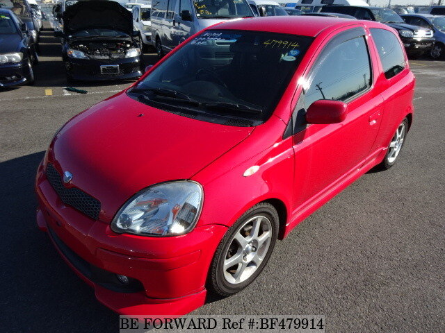 Used 2004 TOYOTA VITZ RSCBANCP13 for Sale BF479914  BE FORWARD