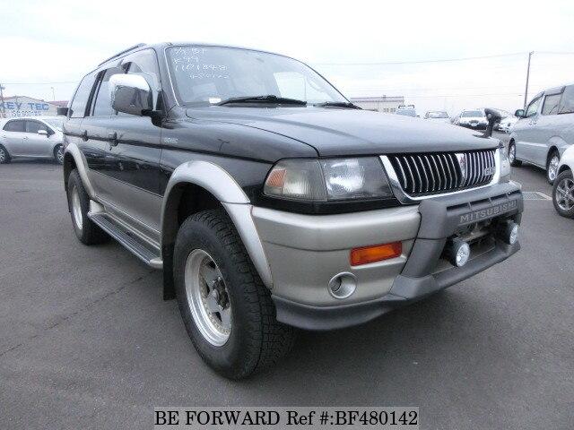 Mitsubishi challenger used