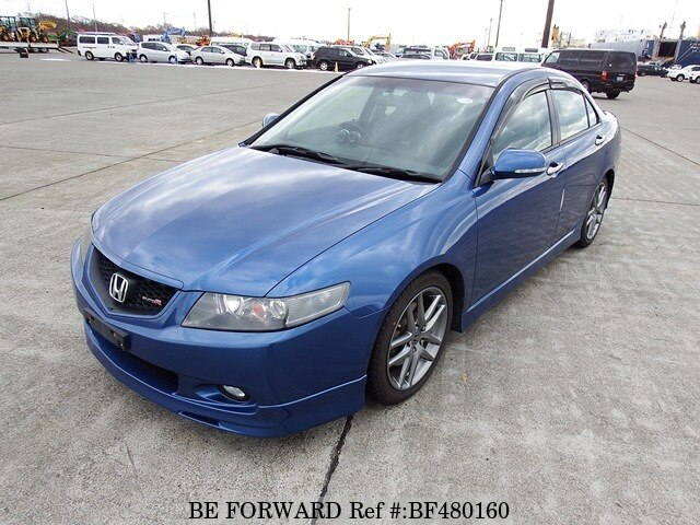 Used 2003 Honda Accord Euro Rla Cl7 For Sale Bf480160 Be Forward